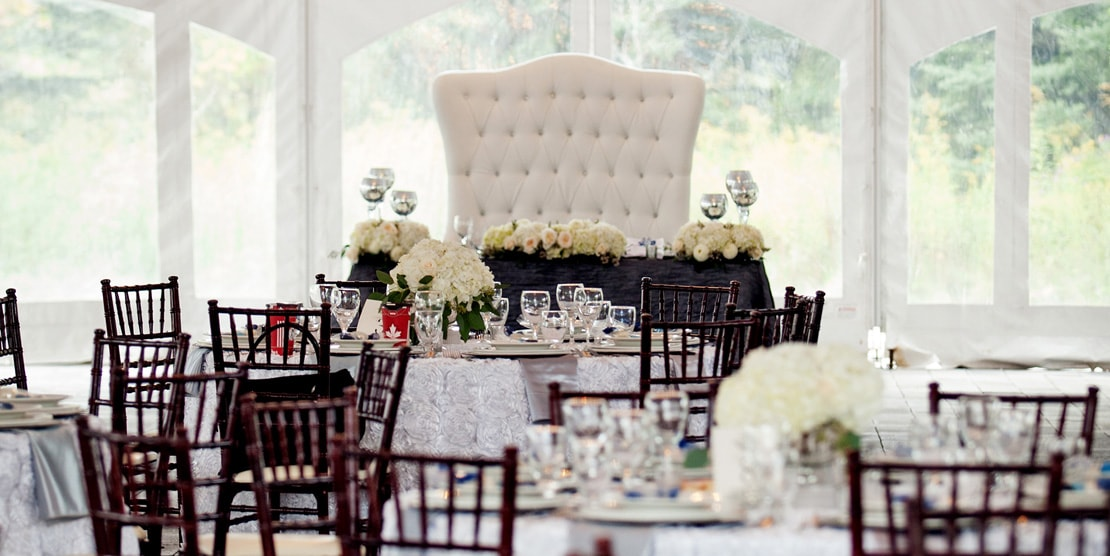 Marquee Tent 3