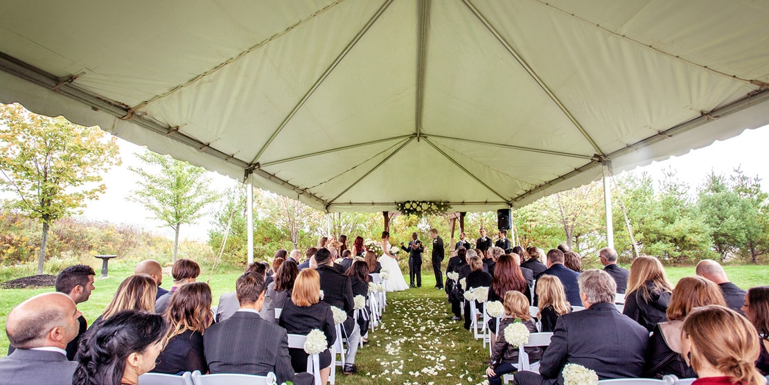 Marquee Tent 5